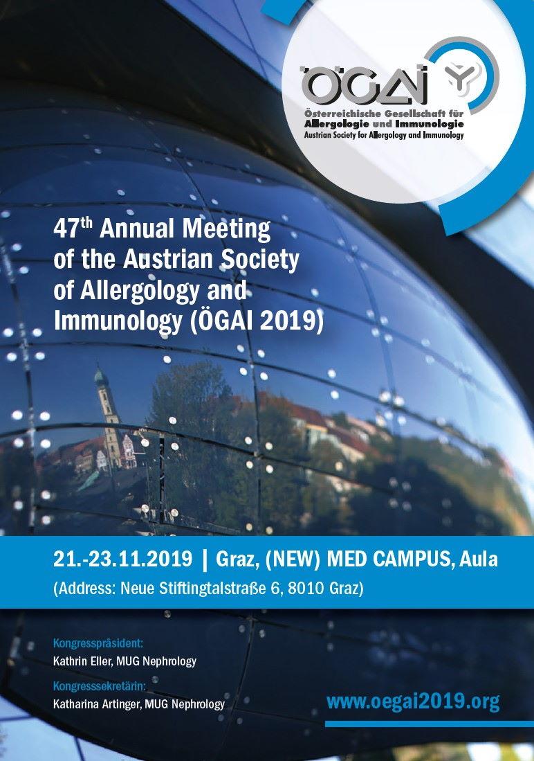 Jahrestagung 2019 (Graz)