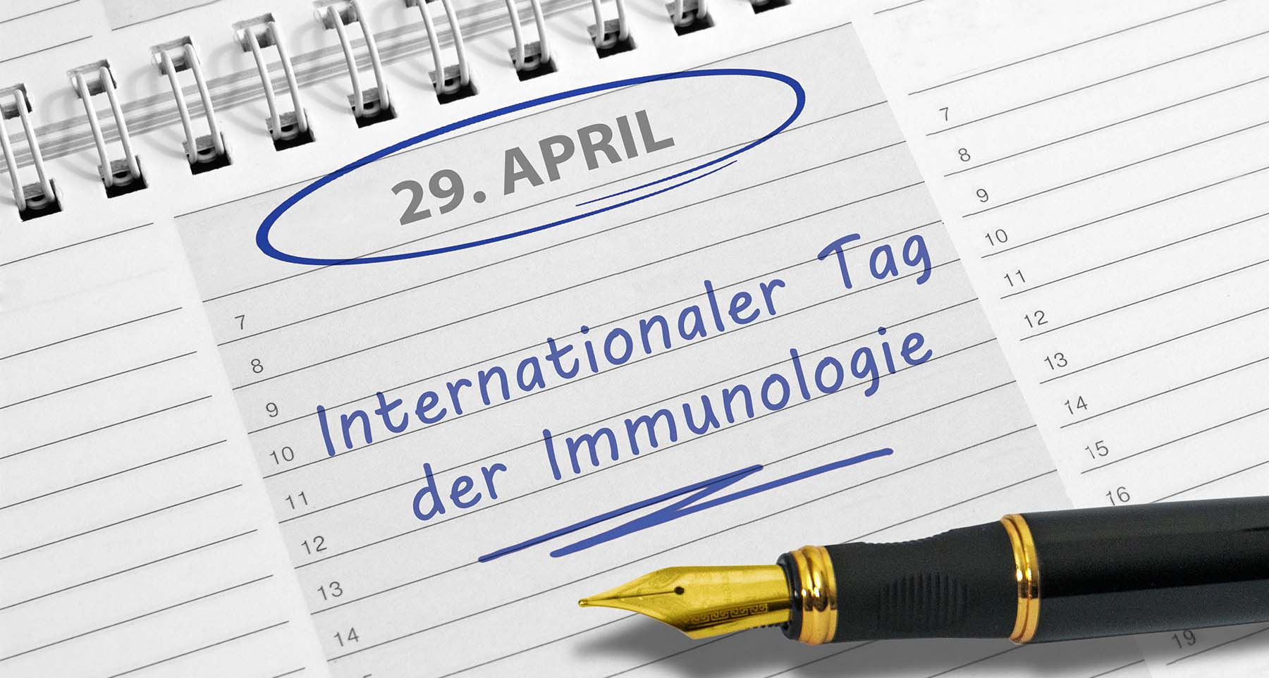 Internationaler Tag der Immunologie